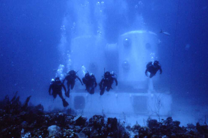 Tektite Project - National Seabee Divers Association